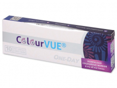 ColourVue One Day TruBlends Green - dioptrijske (10 kom leća)