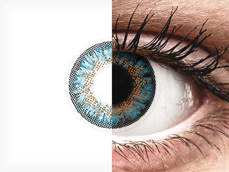 ColourVue One Day TruBlends Blue - dioptrijske (10 kom leća) - ColourVue One Day TruBlends Blue - dioptrijske (10 kom leća)