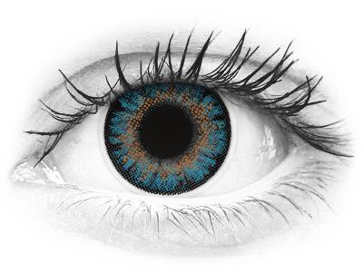 ColourVue One Day TruBlends Blue - dioptrijske (10 kom leća)