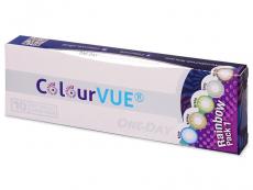 ColourVue One Day TruBlends Rainbow 1 - nedioptrijske (10 kom leća)