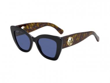 Cat Eye sunčane naočale - Fendi FF 0327/S 807/KU