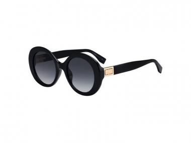 Oval / Elipse sunčane naočale - Fendi FF 0293/S 807/9O