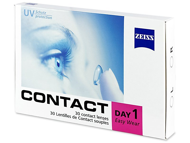 Jednodnevne kontaktne leće - Contact Day 1 (30 leća)