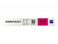 Contact Day 1 (30 leća) - Pregled parametara leća