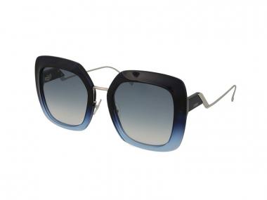 Oversize sunčane naočale - Fendi FF 0317/S ZX9/08