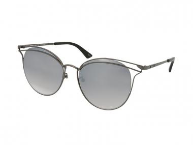 Okrugli sunčane naočale - Alexander McQueen MQ0102SK 001