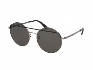 Okrugli sunčane naočale - Alexander McQueen MQ0164S 001