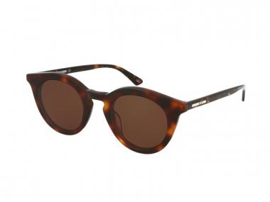 Okrugli sunčane naočale - Alexander McQueen MQ0167S 002