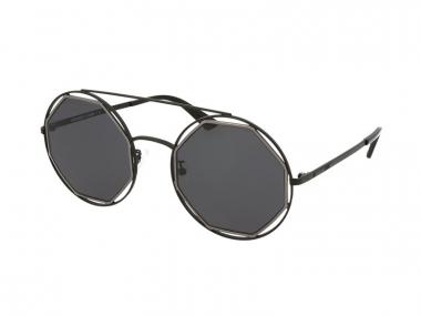 Pilot sunčane naočale - Alexander McQueen MQ0176SA 001