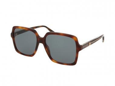 Oversize sunčane naočale - Gucci GG0375S-003