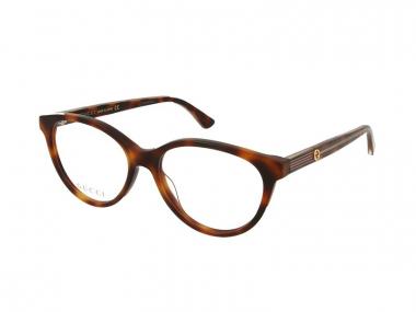 Oval / Elipse okviri za naočale - Gucci GG0379O-003