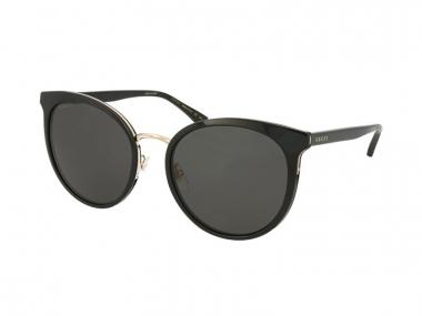 Browline sunčane naočale - Gucci GG0405SK-001