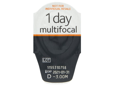 Proclear 1 Day multifocal (30 kom leća)