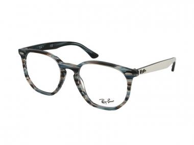 Oval / Elipse okviri za naočale - Ray-Ban RX7151 5801