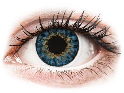 Air Optix Colors - True Sapphire - bez dioptrije (2 kom leća)