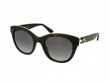 Guess sunčane naočale - Guess GU7494 01B