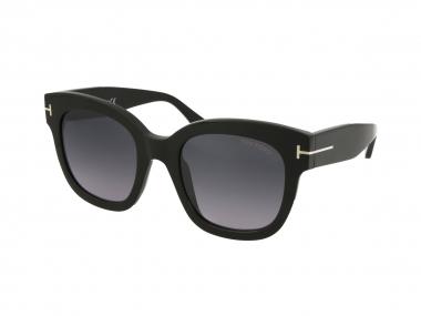 Tom Ford sunčane naočale - Tom Ford BEATRIX FT0613 01C