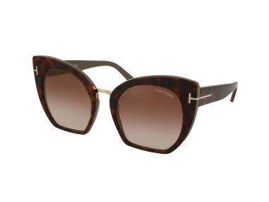Tom Ford sunčane naočale - Tom Ford SAMANTHA FT0553 56G