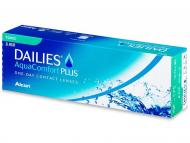 Jednodnevne kontaktne leće - Dailies AquaComfort Plus Toric (30komleća)