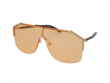 Oversize sunčane naočale - Gucci GG0291S-003