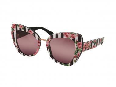 Cat Eye sunčane naočale - Dolce & Gabbana DG4319 3164W9