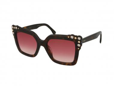 Oversize sunčane naočale - Fendi FF 0260/S 086/3X