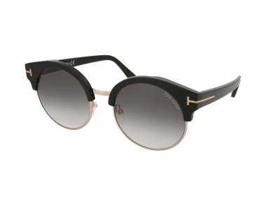 Tom Ford sunčane naočale - Tom Ford Alissa-02 FT608 01B