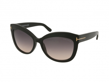 Tom Ford sunčane naočale - Tom Ford Alistair FT524 01B