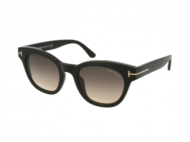 Tom Ford sunčane naočale - Tom Ford Elizabeth-02 FT616 01C