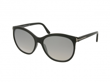 Tom Ford sunčane naočale - Tom Ford Geraldine-02 FT568 01C