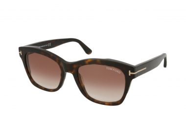 Tom Ford sunčane naočale - Tom Ford Lauren-02 FT614 52F