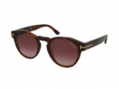 Tom Ford sunčane naočale - Tom Ford Margaux-02 FT615 55T