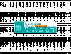 Bausch + Lomb ULTRA for Astigmatism (6 kom leća) - Pregled parametara leća
