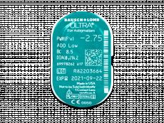 Bausch + Lomb ULTRA for Astigmatism (6 kom leća) - Pregled blister pakiranja