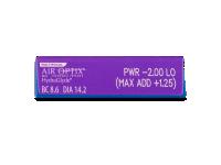 Air Optix plus HydraGlyde Multifocal (6kom leća)