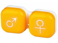 Dodaci - Kutija man&woman - yellow