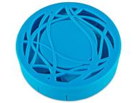 Kutija s ogledalom – ornamentno plava