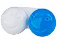 Posudice za kontaktne leće - Kutija 3D - blue