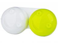 Posudice za kontaktne leće - Kutija 3D - yellow