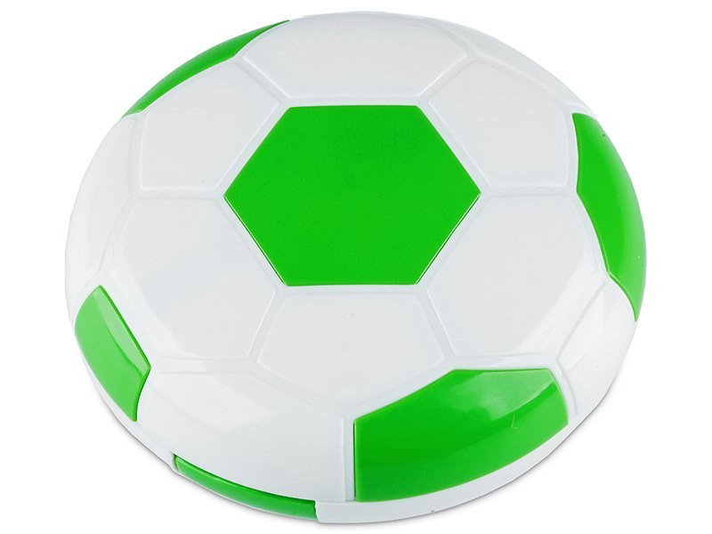 Kutija s ogledalom Football - green