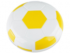 Kutija s ogledalom Football - yellow