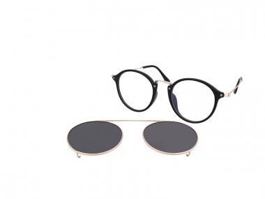 Okrugli okviri za naočale - Crullé TR1712 C1