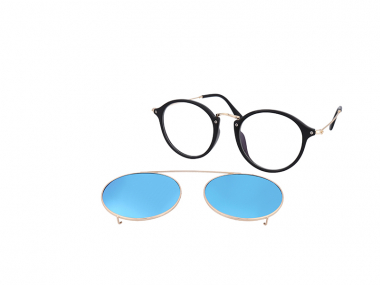 Okrugli okviri za naočale - Crullé TR1712 C2