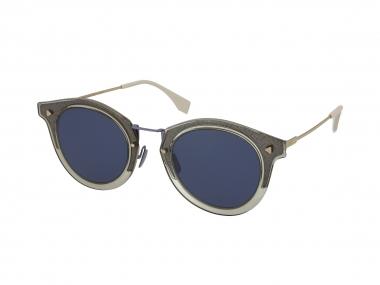 Browline sunčane naočale - Fendi FF M0044/G/S 09V/KU