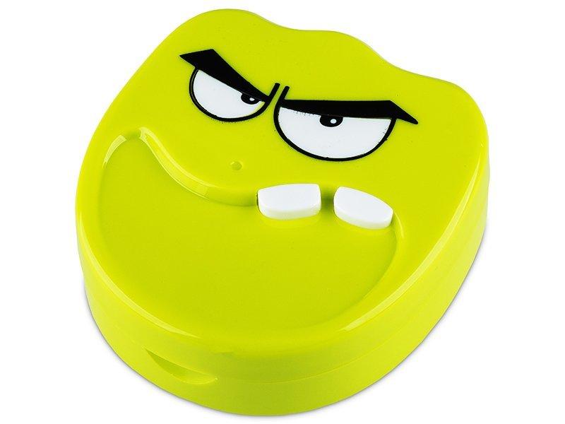 Kutija s ogledalom Smile - green  - Kutija s ogledalom Smile - green