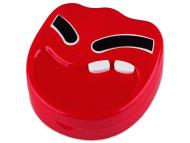 Kutija s ogledalom Smile - red