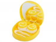 Dodaci - Kutija s ogledalom Smile - yellow