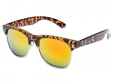 Četvrtasti sunčane naočale - Sunčane naočale TigerStyle - Yellow