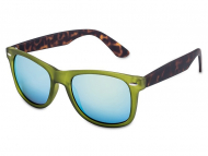 Ženske sunčane naočale - Sunčane naočale Stingray - Azure Rubber