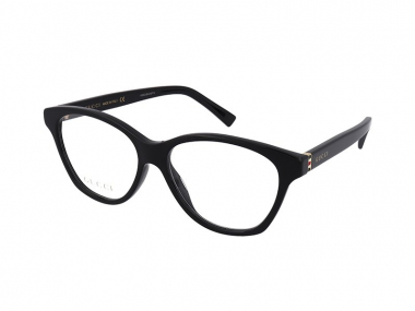 Oval / Elipse okviri za naočale - Gucci GG0456O 001